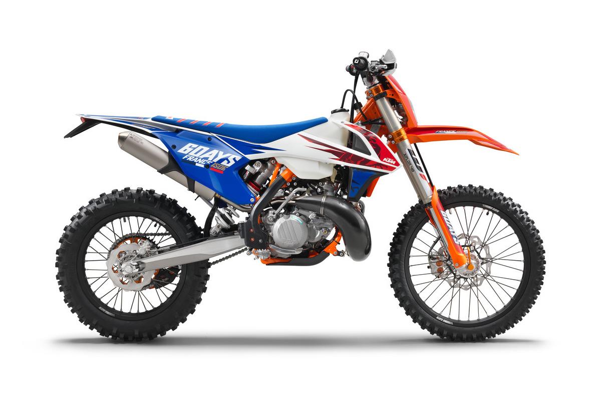 "<span id="""">KTM 250 EXC Sixdays</span>"